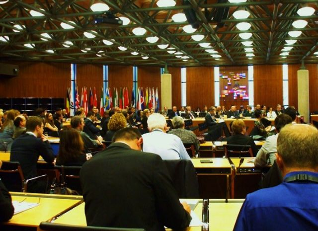 Konferencia PATLIB 2015 - Vlajky krajín
