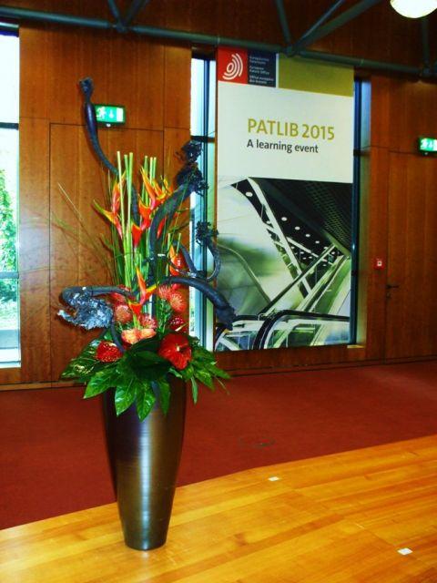 Konferencia PATLIB 2015 - Plagát